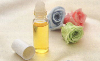 精油で作る自然香水